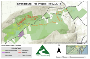 Emmitsburg-Trail-Map